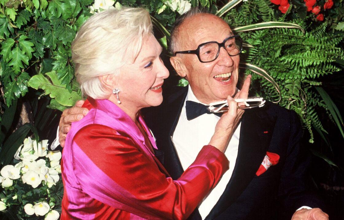 Mariée à Loulou Gasté pendant près de cinquante ans, Line Renaud n'a aujourd'hui plus