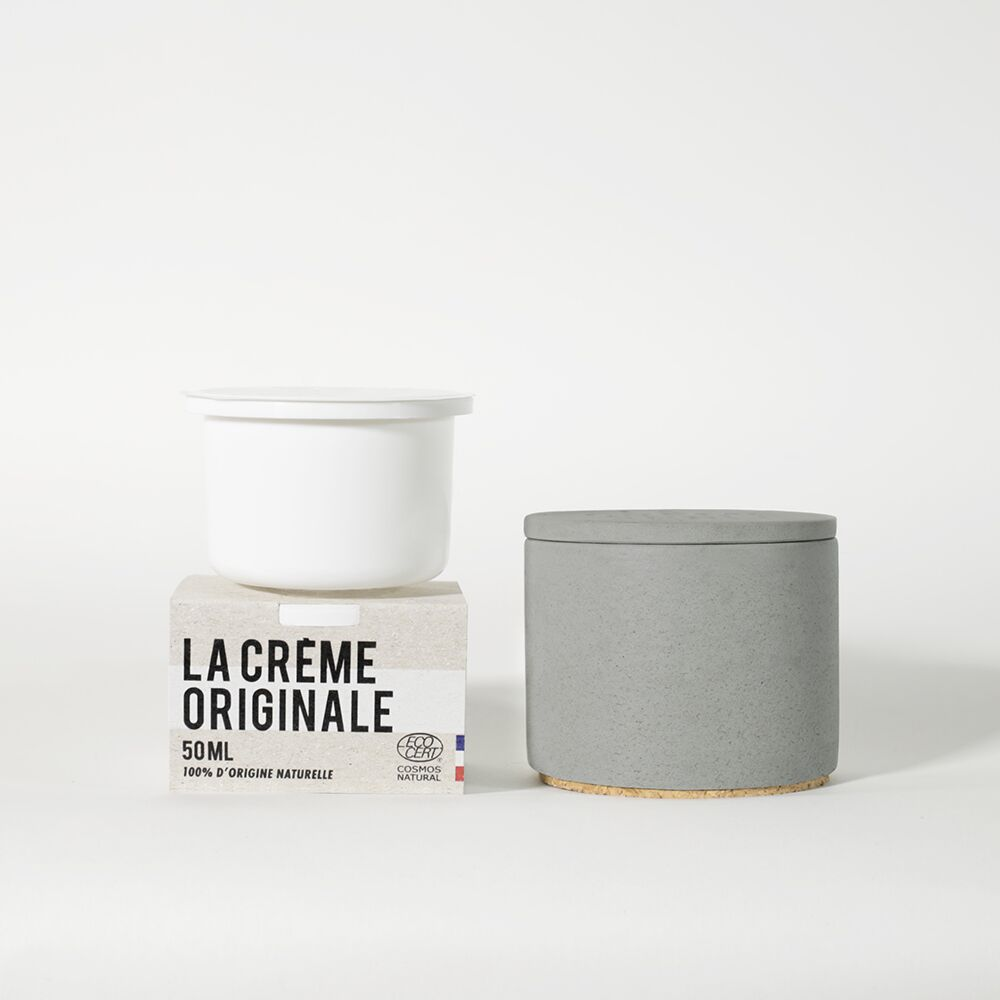 La Crème Libre et son concept béton, à partir de 14,90 € sur lacremelibre.com