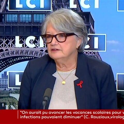«L'épidémie est hors de contrôle»: la Pr Christine Rouzioux exhorte le gouvernement