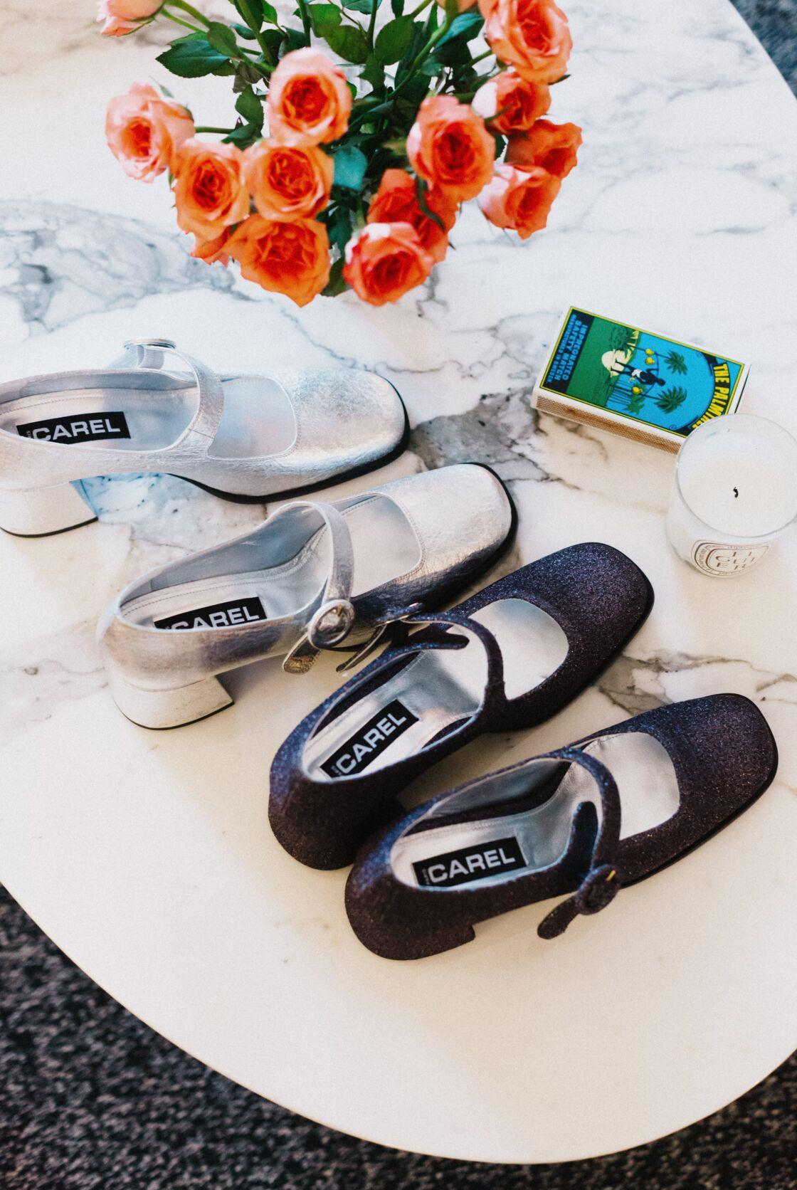 Cet été, Carel s'associe à la société Adapta, qui déniche des stocks dormants des marques de luxe et leur donne accès avec toutes les informations de traçabilité.
