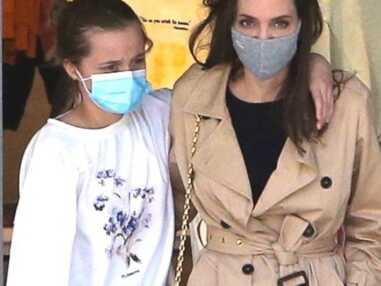 PHOTOS - Angelina Jolie avec sa fille Vivienne : elle a bien grandi !
