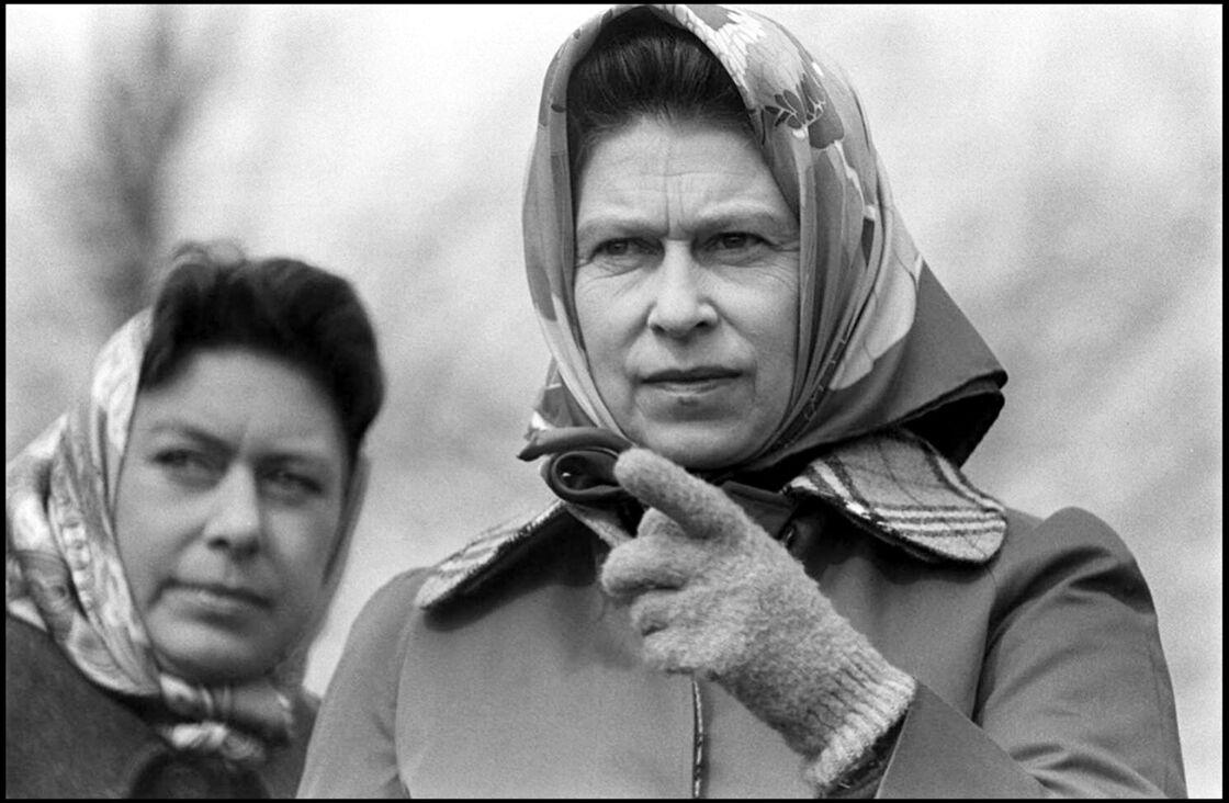 Margaret a toujours été loyale envers sa soeur, la reine Elizabeth