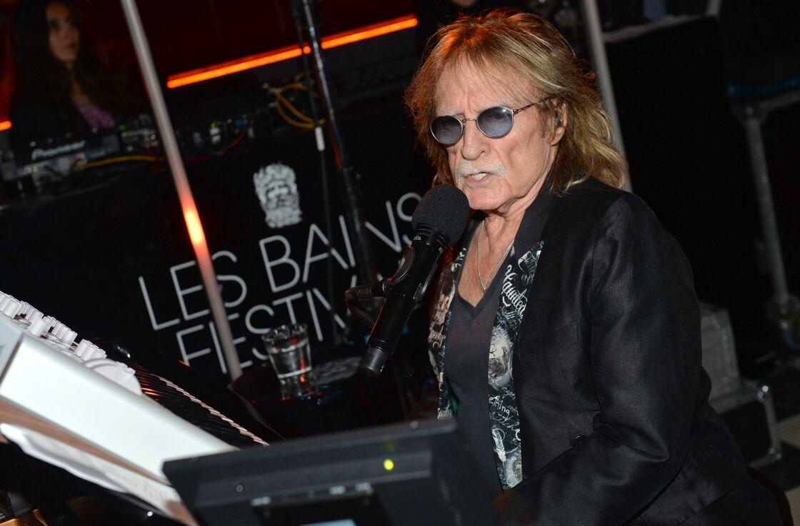 Le chanteur Christophe est décédé le 16 avril 2020