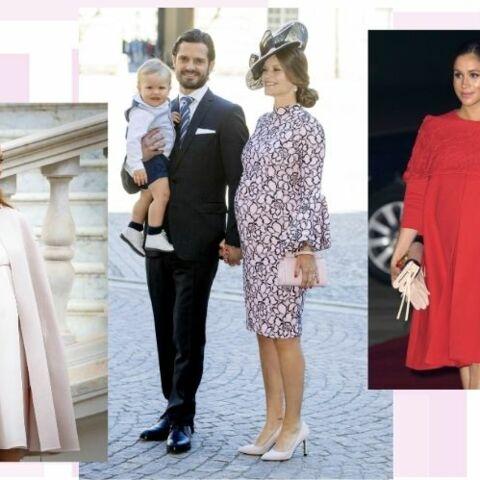 PHOTOS – Meghan Markle, Sofia de Suède, les plus belles tenues de grossesse du gotha