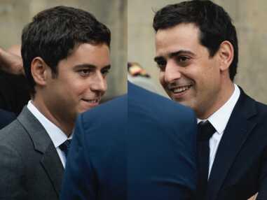 PHOTOS - Olivier Véran, Gabriel Attal, Anne Hidalgo... Ils ont trouvé l'amour dans leur parti politique
