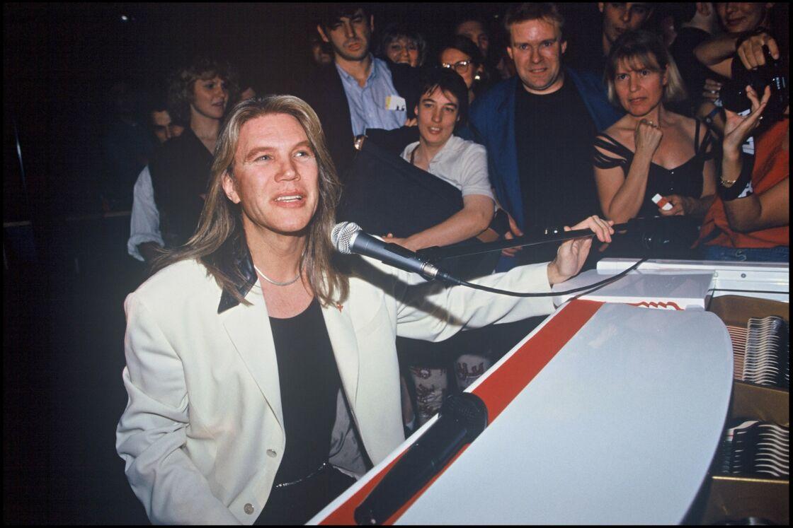 Patrick Juvet en 1997.