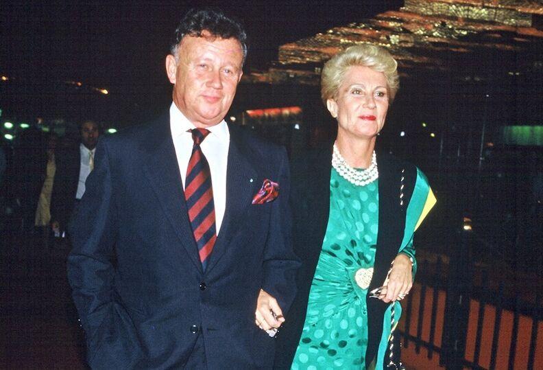 Marié depuis près de soixante-dix ans, Philippe Bouvard n'a jamais fait mystère de ses coups de canif