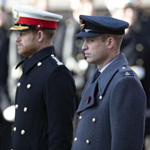 Gros blues du prince William: «Il a perdu son frère et son meilleur ami»