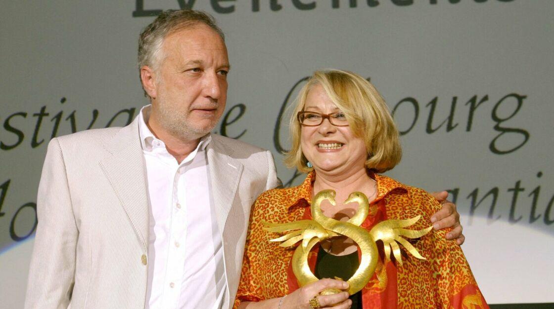 François Berléand et Josiane Balasko en 2004