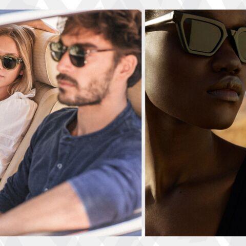 PHOTOS – 30 lunettes de soleil à moins de 300€ pour être stylée ce printemps 2021