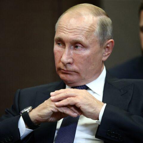 Vladimir Poutine élu «l'homme le plus sexy» de Russie…