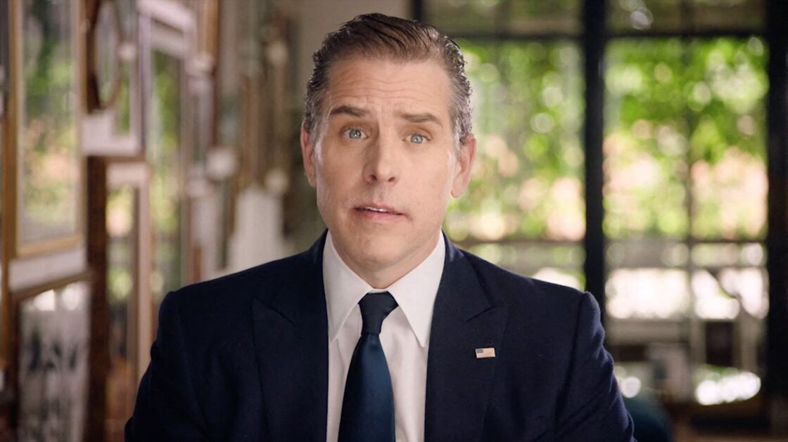 Hunter Biden lors de la Democratic National Convention en août 2020