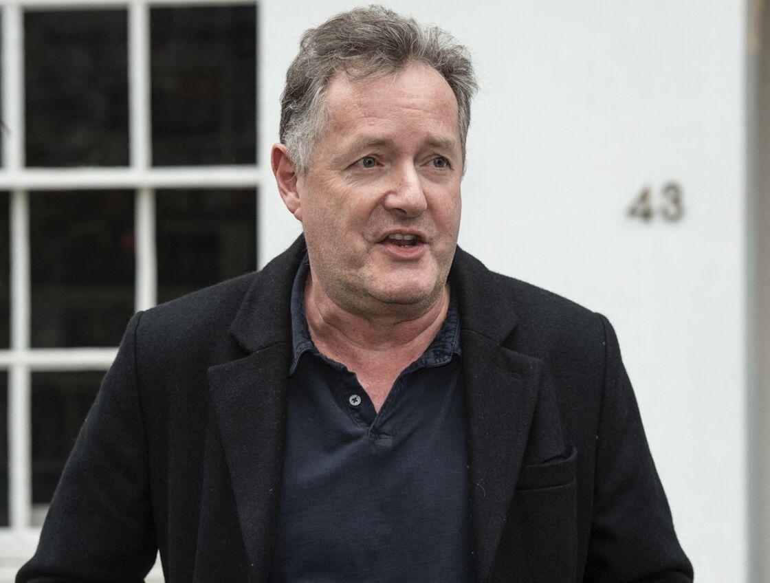 Le journaliste Piers Morgan, l'un des principaux pourfendeurs de Meghan Markle.
