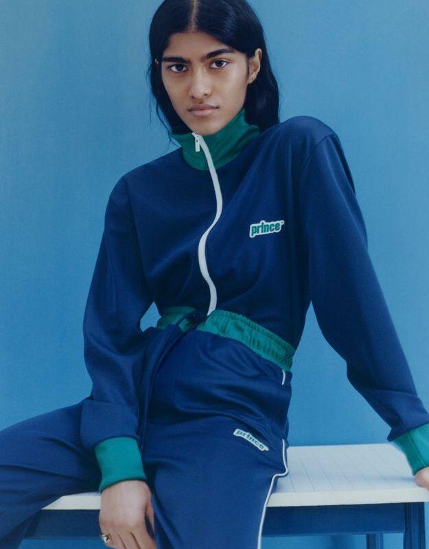 Pour les amoureux du sport ou juste du sportswear, Zara dessine avec Prince la panoplie parfaite du grand sportif.