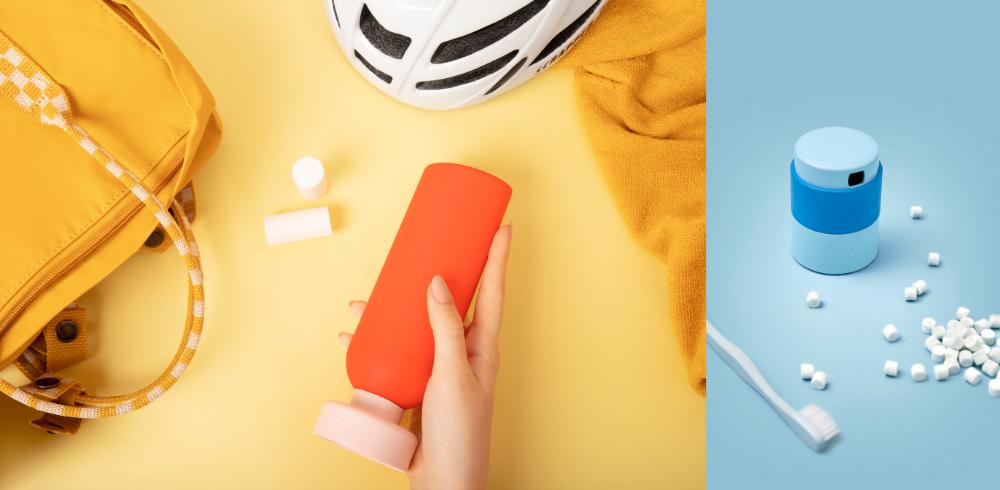 900.Care ou des contenants novateurs pour réduire au quotidien sa consommation de plastique.