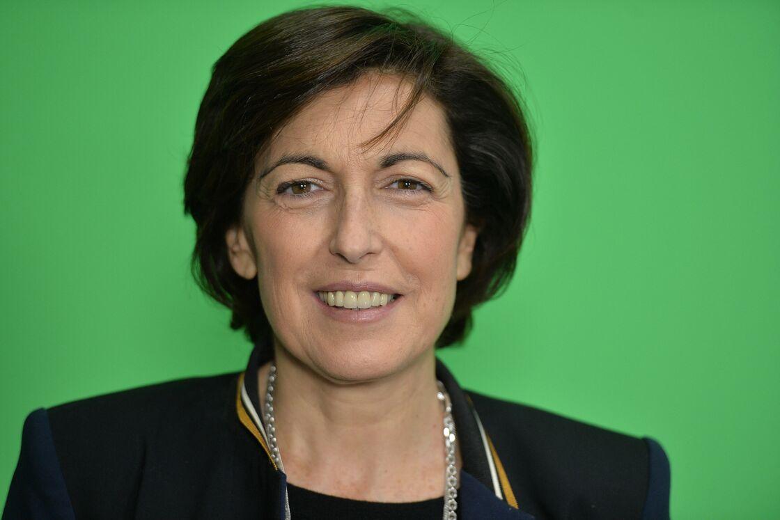 Ruth Elkrief lors de la conférence
