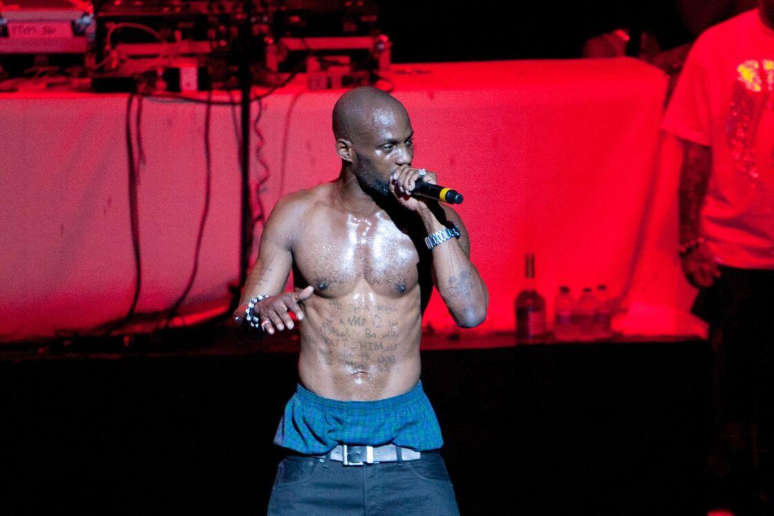 Le rappeur DMX hospitalisé après une overdose est mort (Photo des archives)
