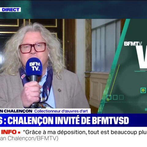 Dîners clandestins: Pierre-Jean Chalençon se dit «en pleine forme» et ironise sur Twitter