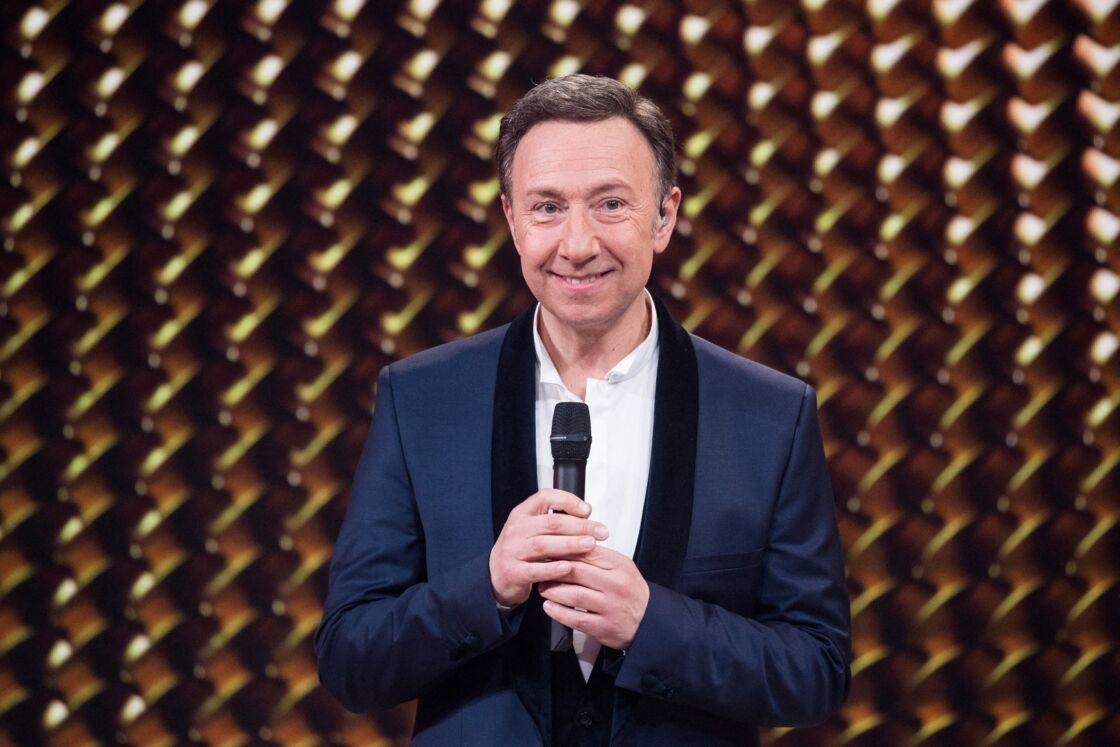 Stéphane Bern lors de la présentation de l'émission