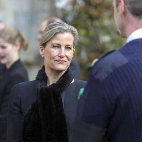 PHOTOS – Sophie de Wessex évoque les derniers instants du prince Philip: «C'était si paisible»