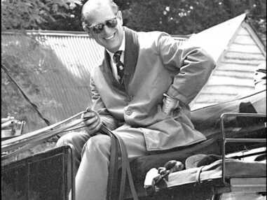 Le prince Philip, icône de l'élégance britannique