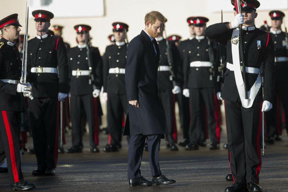 Le prince Harry s'apprête à faire son retour au Royaume-Uni