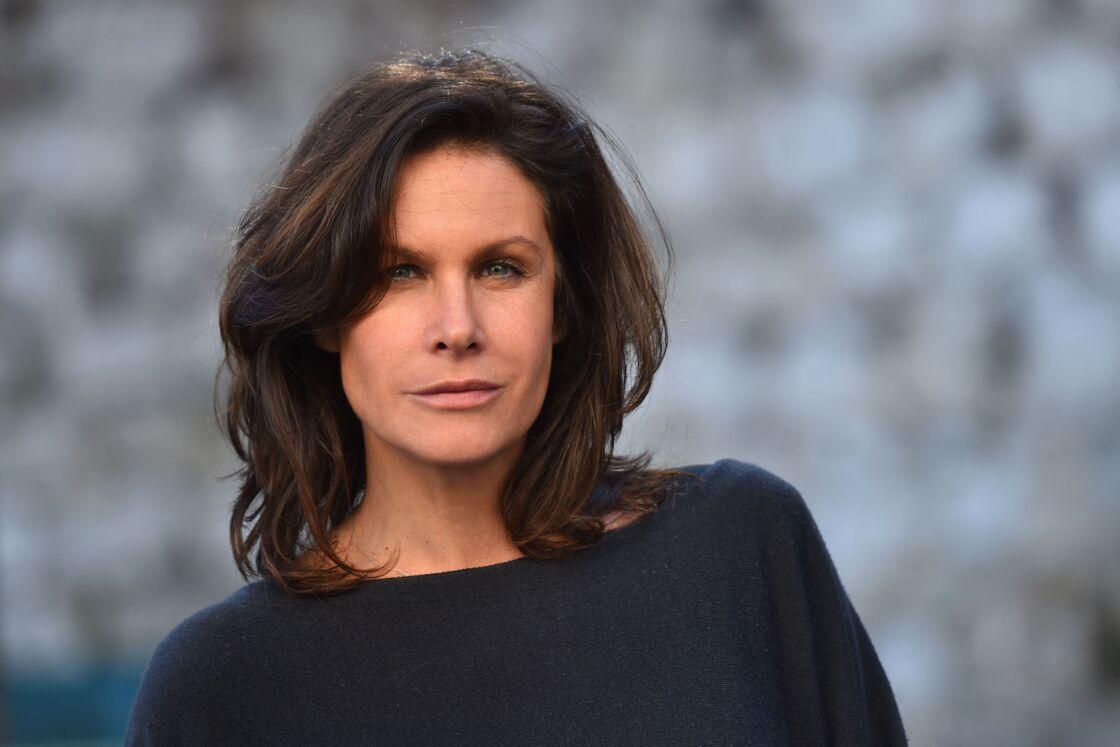 Astrid Veillon participe à la campagne
