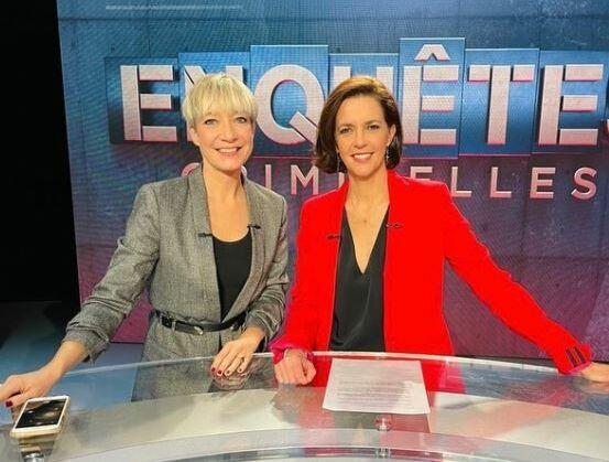 La psychologue Estelle Dossin aux côtés de Nathalie Arnoux sur W9