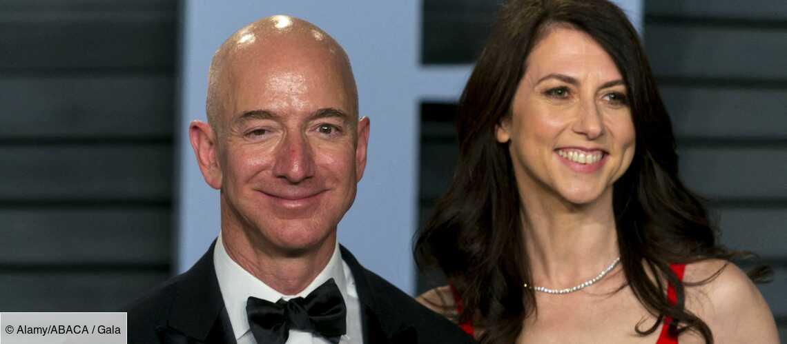 PHOTOS – Mackenzie et Jeff Bezos, Ivana et Donald Trump… les divorces les plus coûteux - Gala