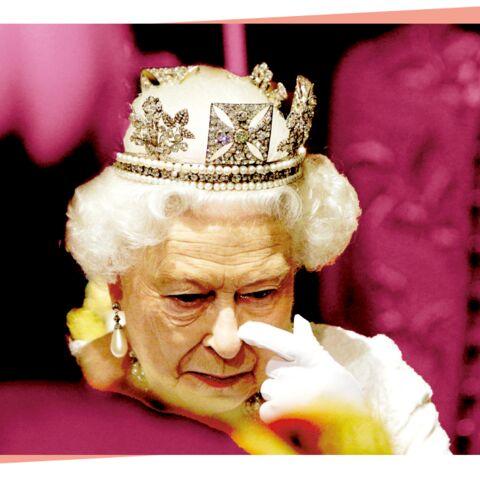 Elizabeth II, reine martyre: sa descendance, son pire cauchemar