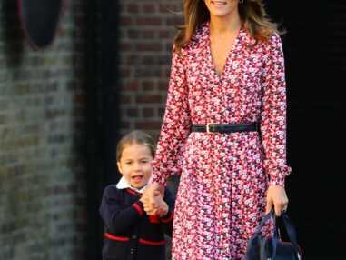 PHOTOS - Les plus beaux looks printaniers de Kate Middleton