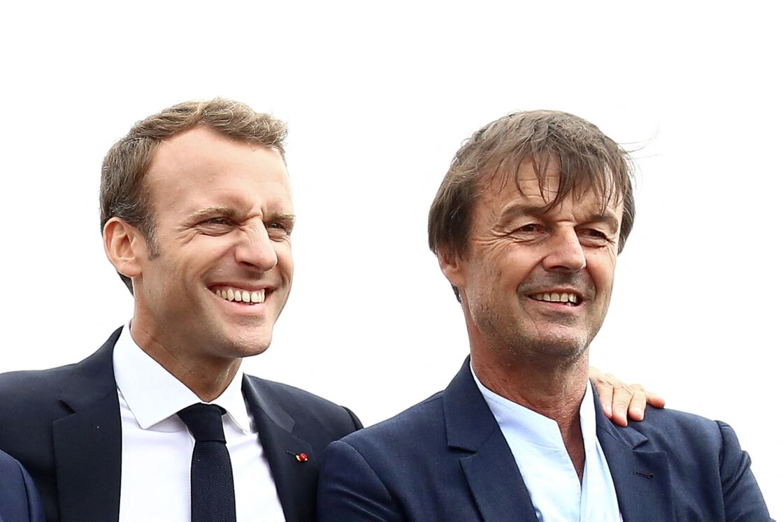 Emmanuel Macron chouchoute Éric Dupond-Moretti pour éviter qu'il ne démissionne comme Nicolas Hulot.