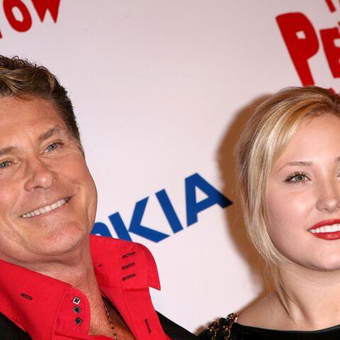 David Hasselhoff: sa fille Hayley nue dans Playboy, son message body positive