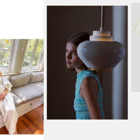 PHOTOS – Comment porter la robe à smocks tendance printemps-été 2021?