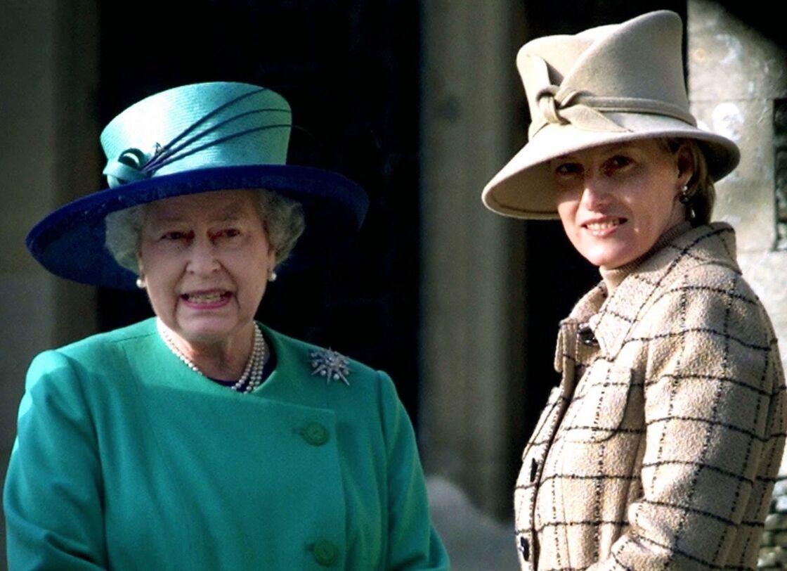 Endeuillée, Elizabeth II peut compter sur le soutien indéfectible de sa belle-fille, Sophie de Wessex
