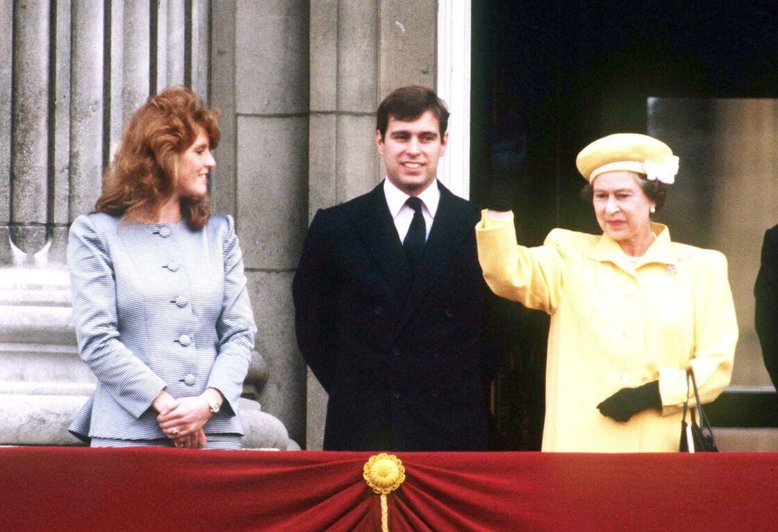 Endeuillée, Elizabeth II peut compter sur le soutien d'Andrew et Sarah Ferguson, qu'elle a toujours appréciée