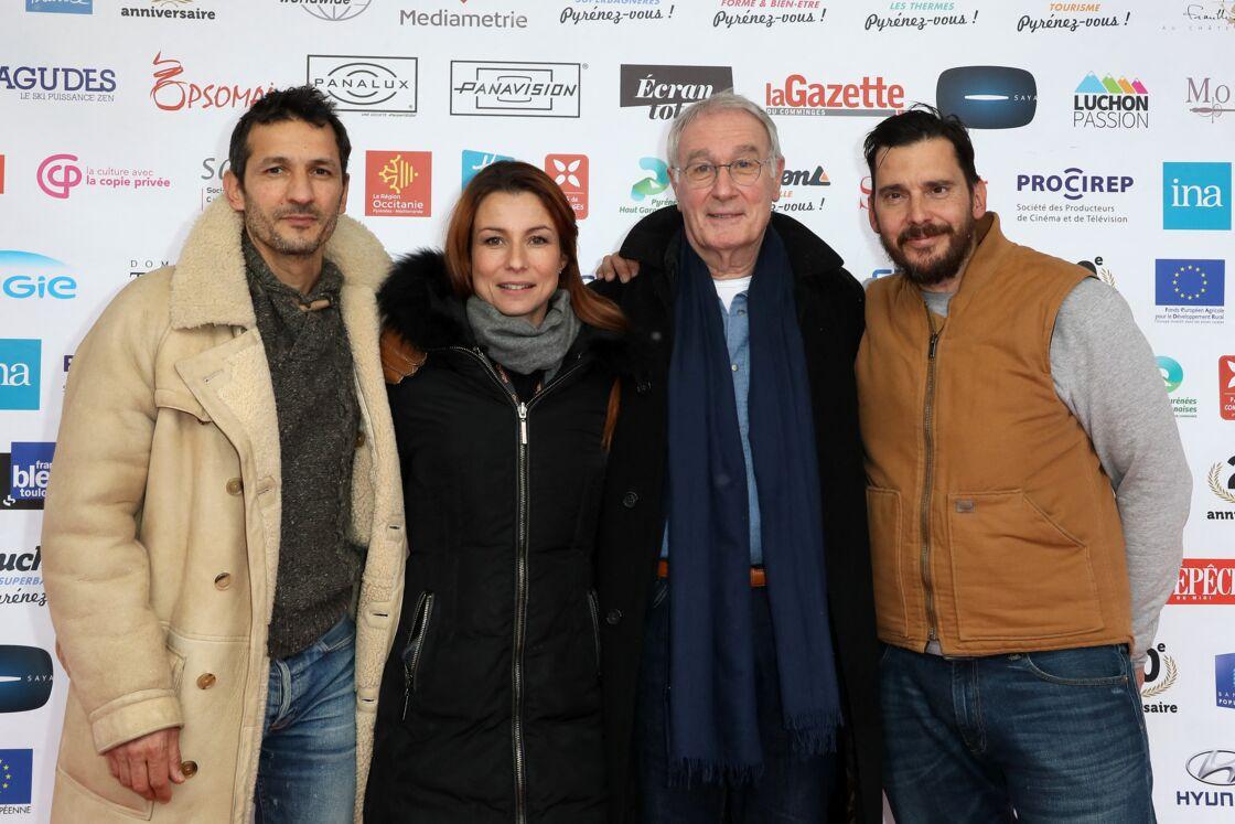 Jennifer Lauret, Bernard Le Coq, Alexandre Thibault, Kamel Belghazi pour