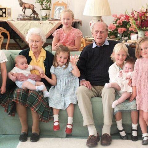 Le prince George, Charlotte et leurs cousines: décryptage de leurs looks sur la photo hommage au prince Philip