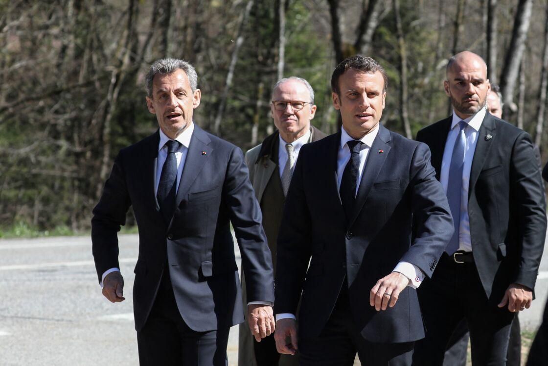 Entre Nicolas Sarkozy et Emmanuel Macron, cinquante nuances de conditions