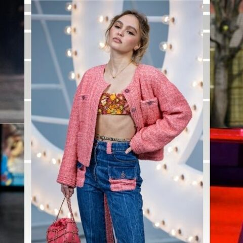 PHOTOS – Lily-Rose Depp, Kate Middleton, Jenifer, elles craquent toutes pour le rose tendance de 2021