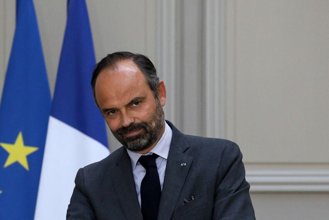 Edouard Philippe le 23 mai 2019 à Paris