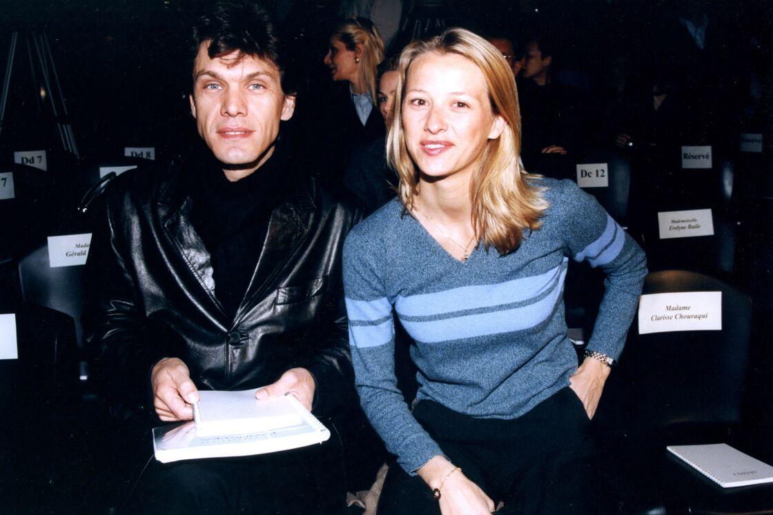 Marc Lavoine et Sarah Poniatowski ont été ensemble pendant 24 ans