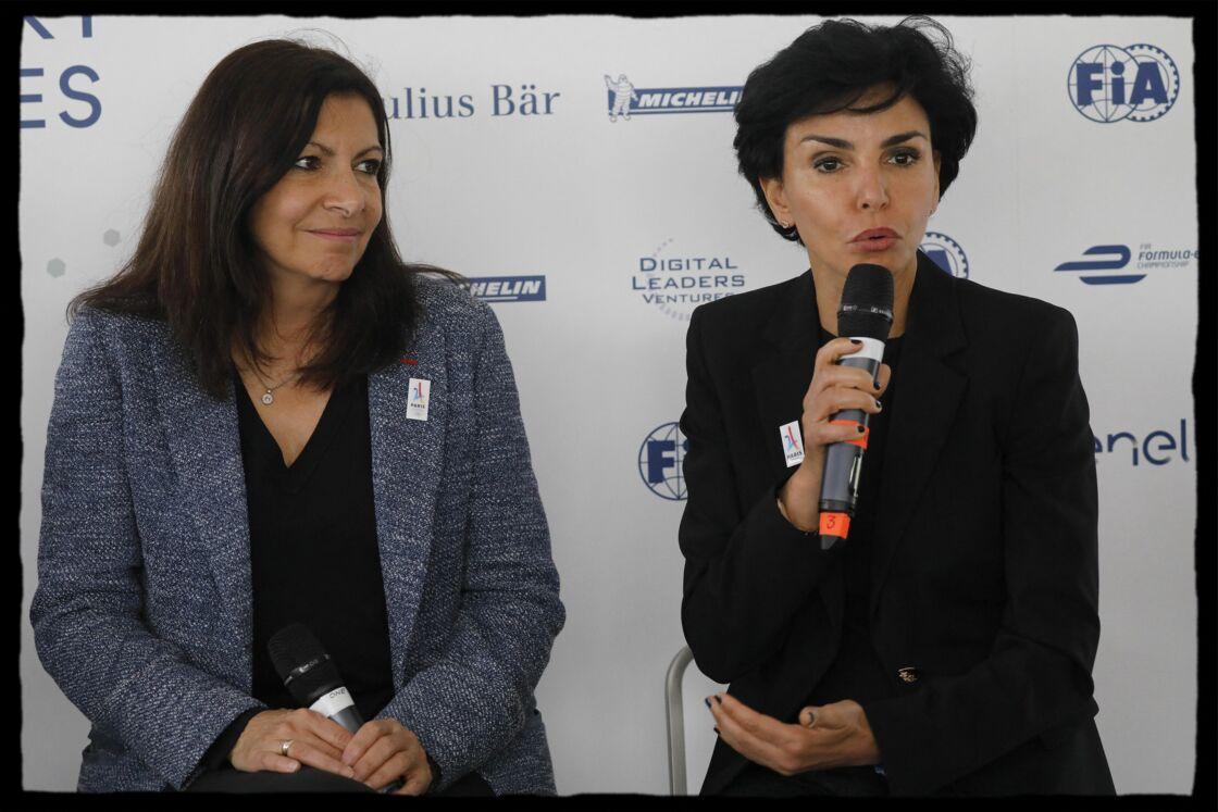 Rachida Dati ne retient plus ses coups face à Anne Hidalgo qu'elle accuse d'avoir déserté Paris