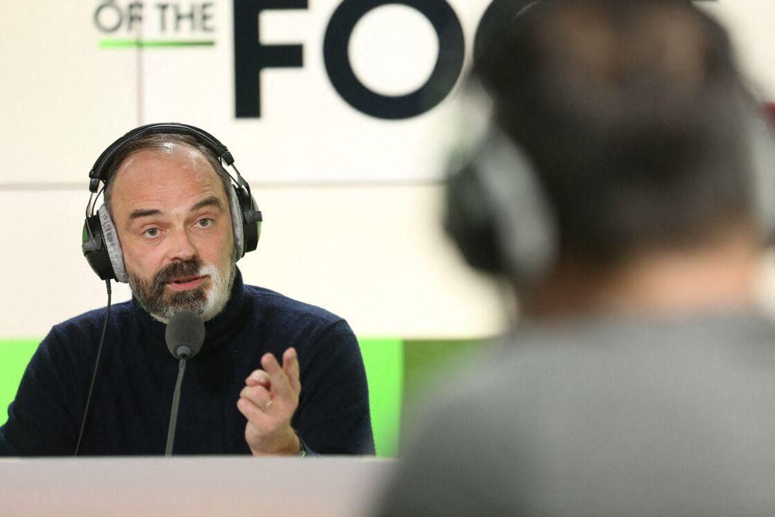 Edouard Philippe en interview pour RMC