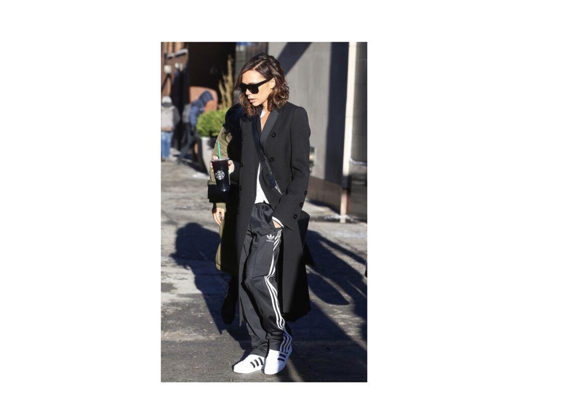 Victoria Beckham : Allure sport chic