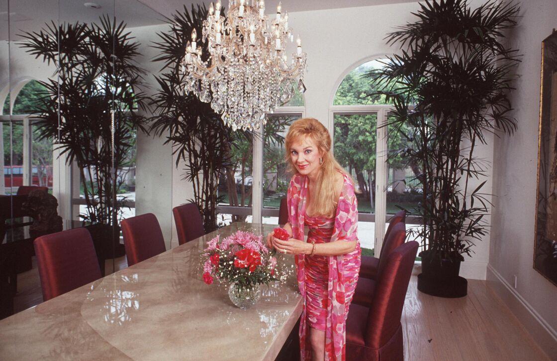 Liona Boyd à Beverly Hills en 1992