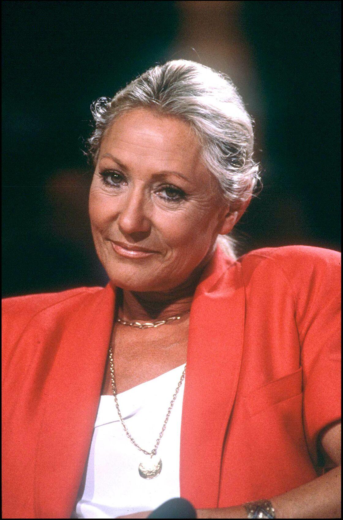 Pierrette Le Pen, mère de Marine et ex-épouse de Jean-Marie.