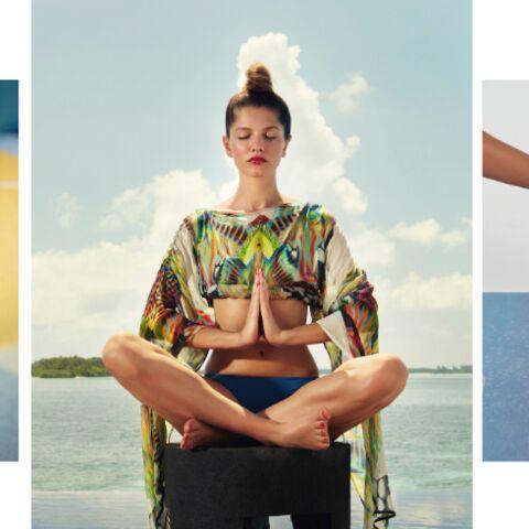 PHOTOS – 20 tenues et accessoires de yoga pour rester zen et belle