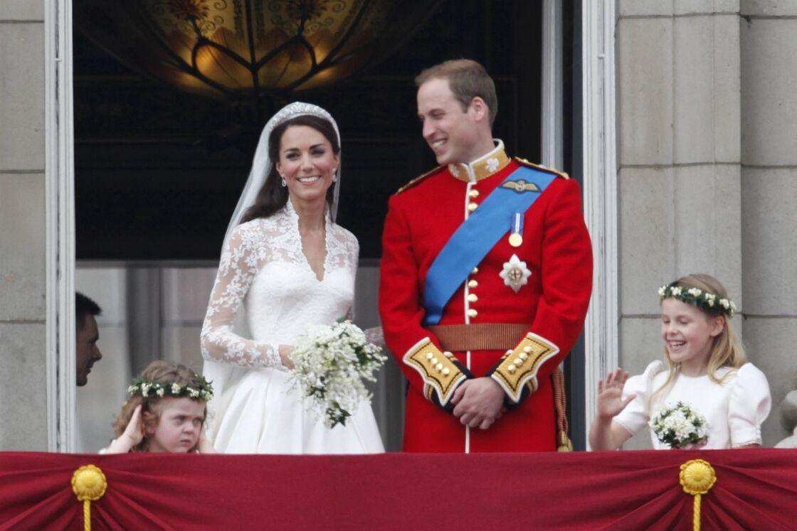 Le mariage de Kate Middleton et William, futurs monarques, a coûté moins cher que celui de Meghan Markle et Harry