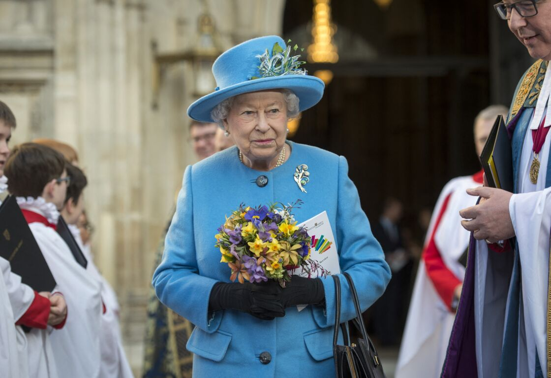 Sa Majesté Elizabeth, ici en 2016, ne fêtera pas son anniversaire avec une famille au complet ce mercredi 21 avril